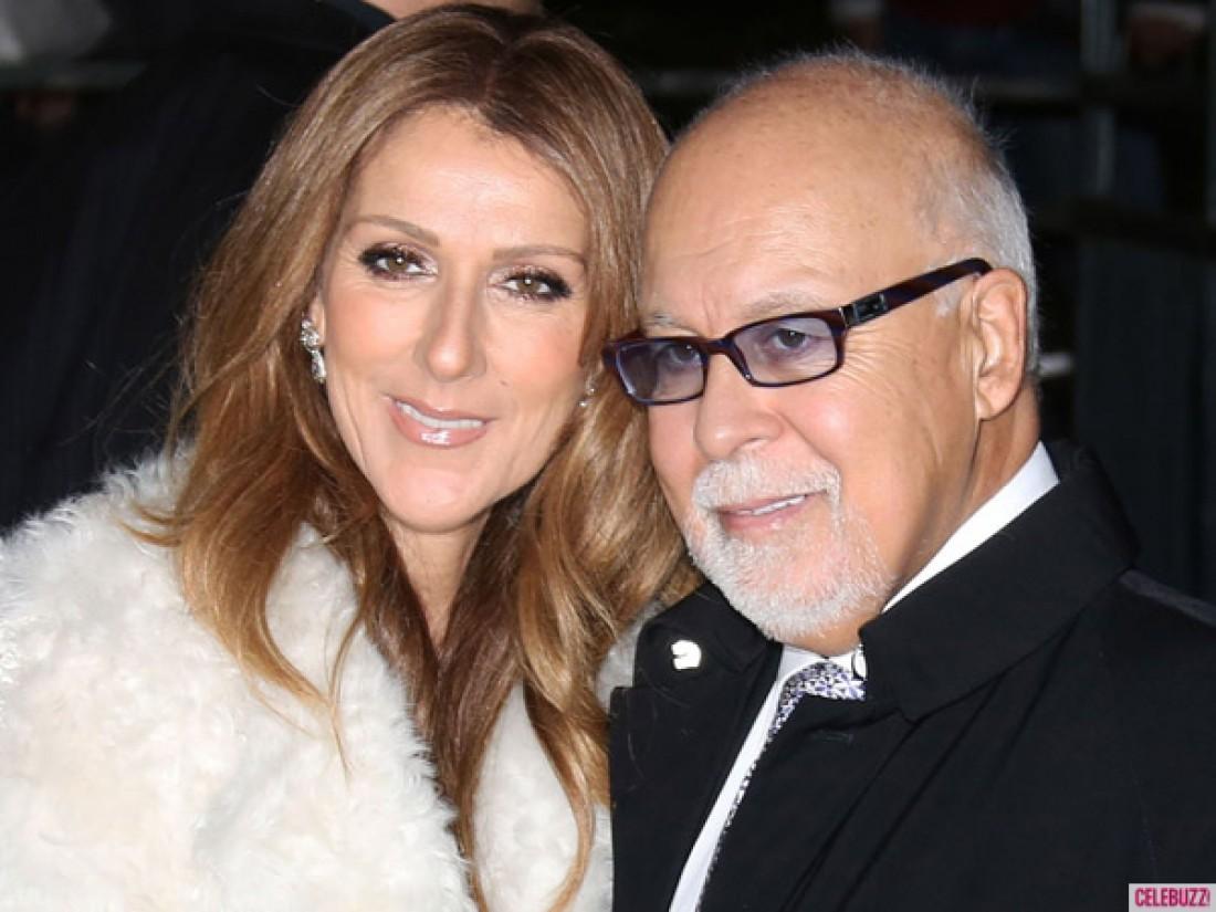 Селин с мужем