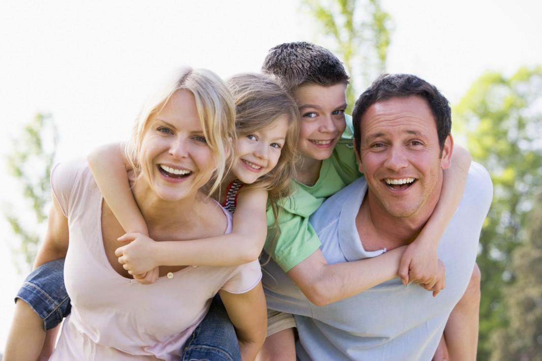 Ученые утверждают, что  дети продлевают жизнь родителей