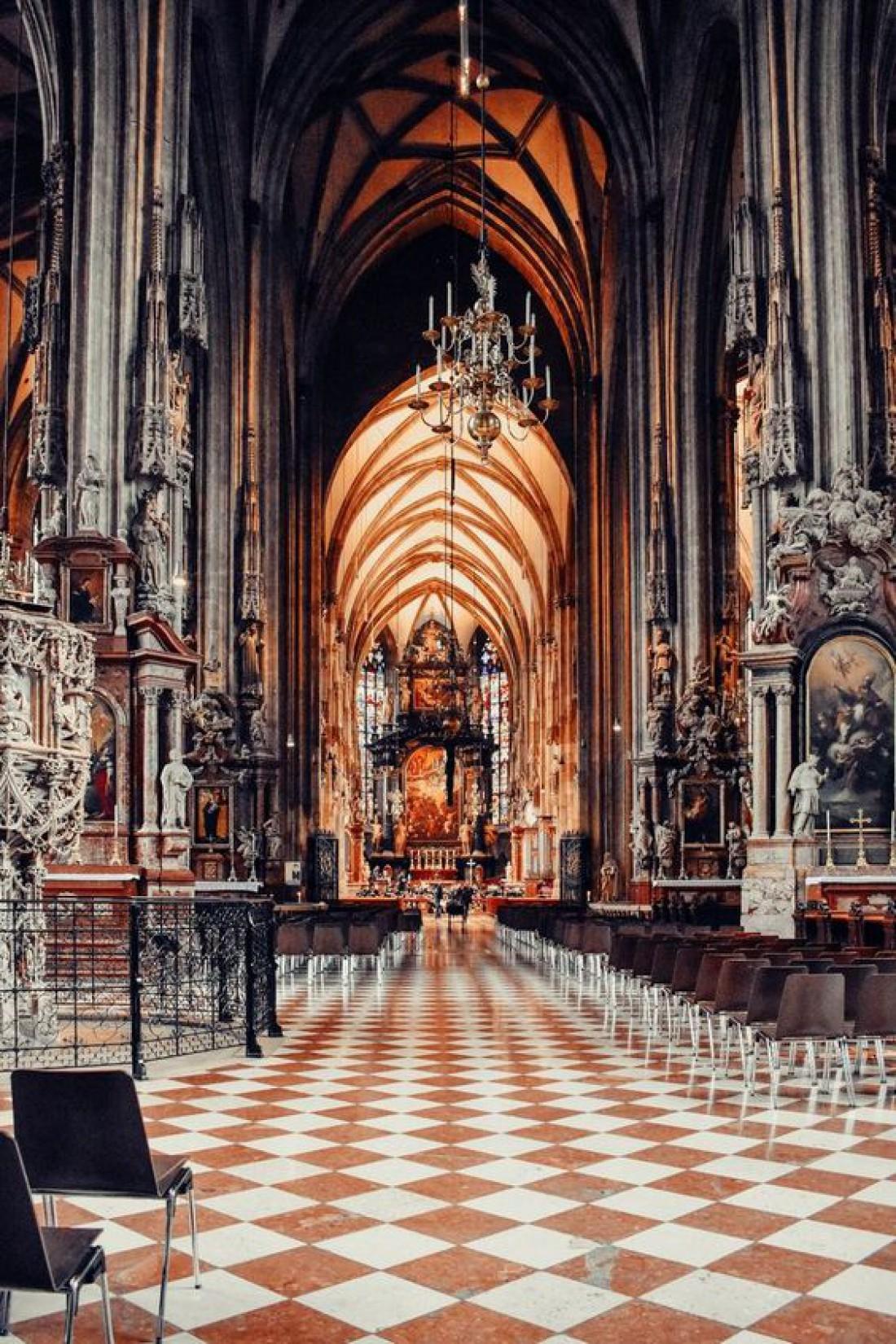 Собор Святого Стефана - символ Австрии