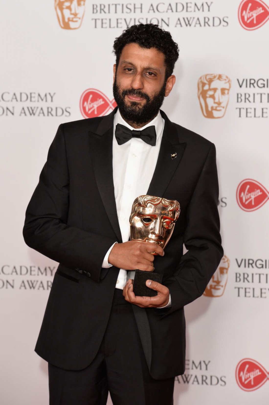 BAFTA TV: Адиль Акхтар