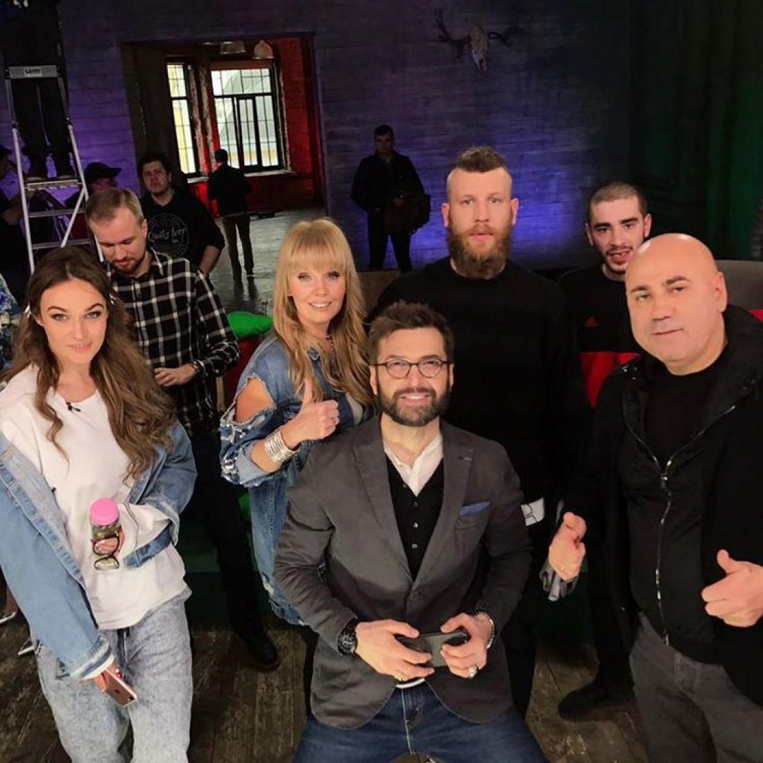 Валерия, Алена Водонаева, Иван Дорн, Иосиф Пригожин