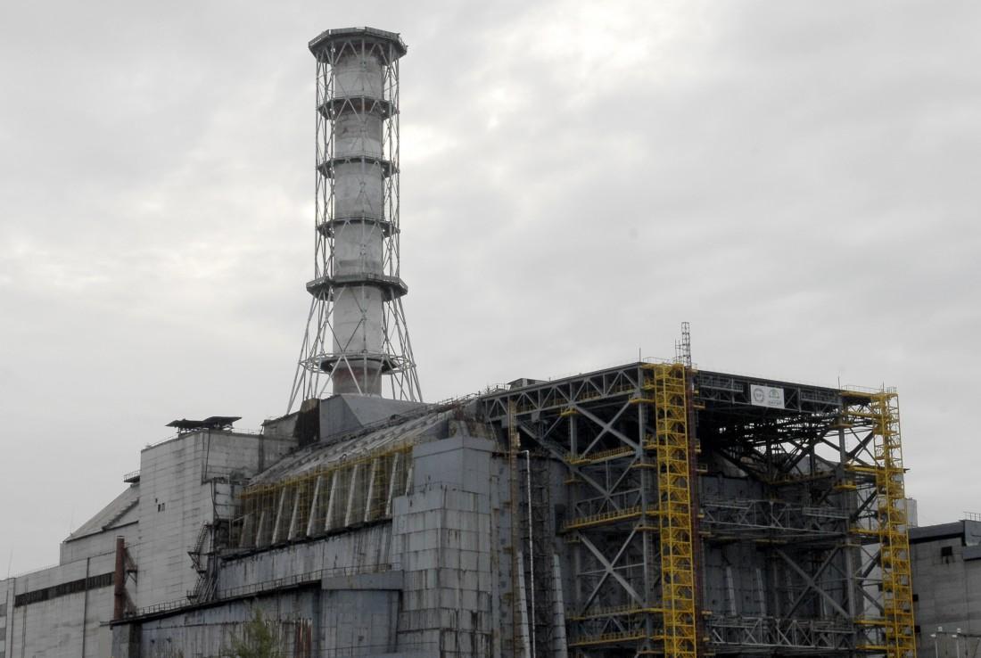 Четвертый реактор Чернобыльской АЭС
