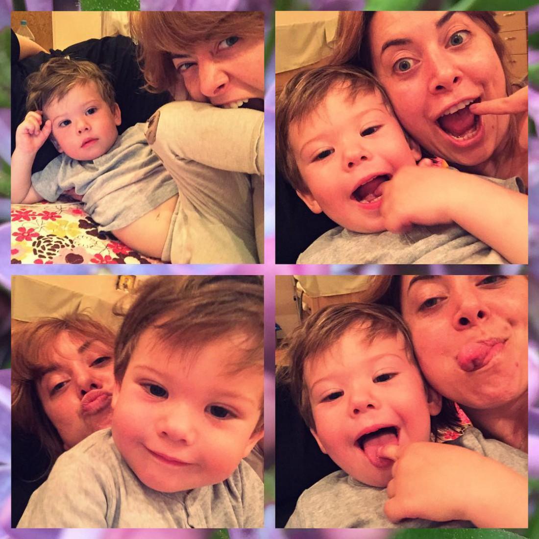 С сестрой мальчика 26 фотография