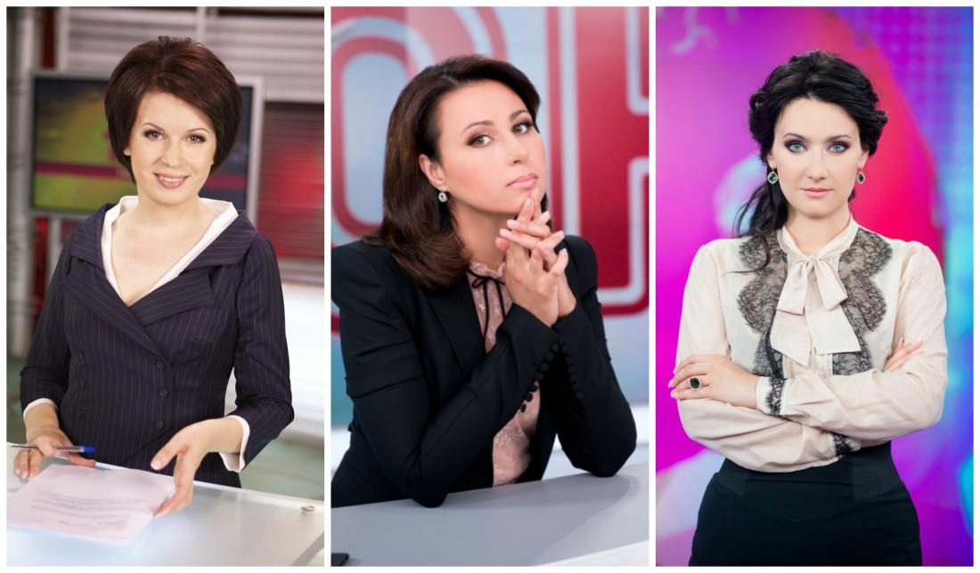 Алла Мазур, Наталья Мосейчук и Соломия Витвицкая