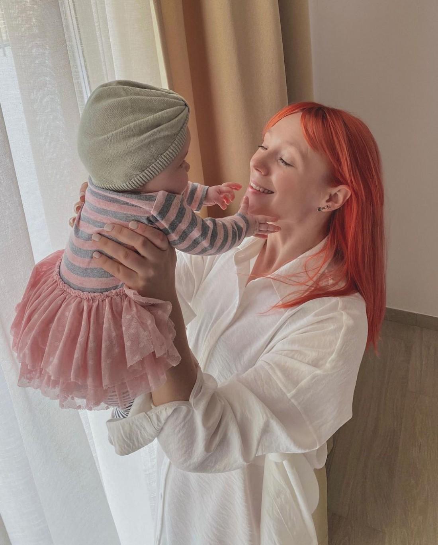 Тарабарова заморозила стволовые клетки дочери