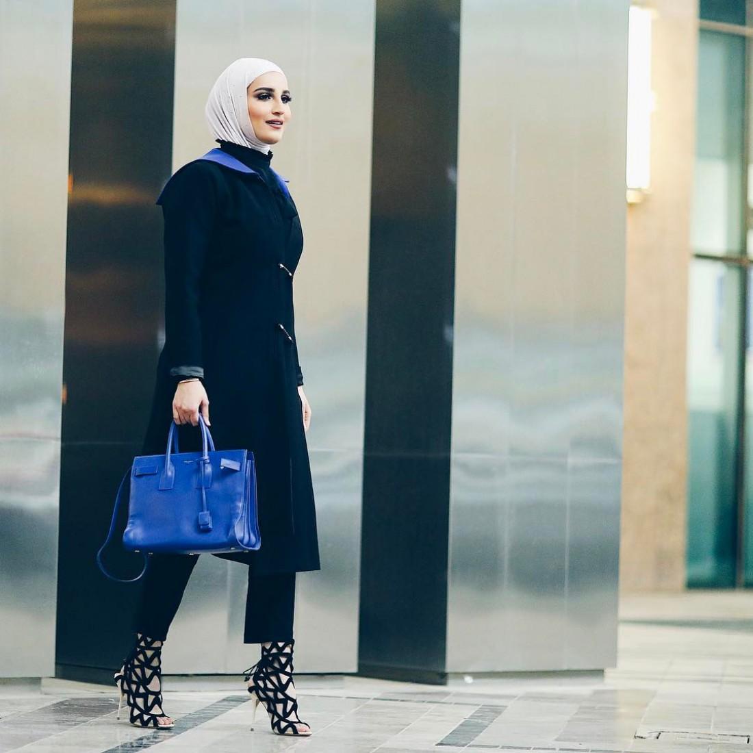 Черпай вдохновение в блогах мусульманских модных блогеров
