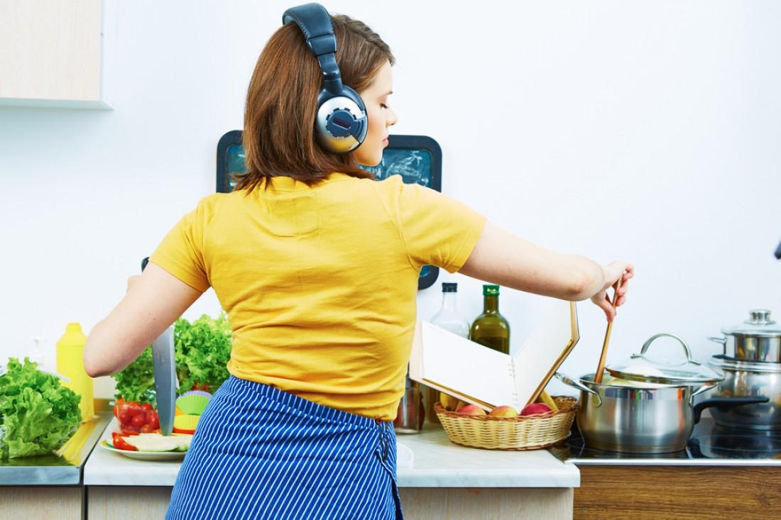 Влияние музыки на вкусовые качества еды
