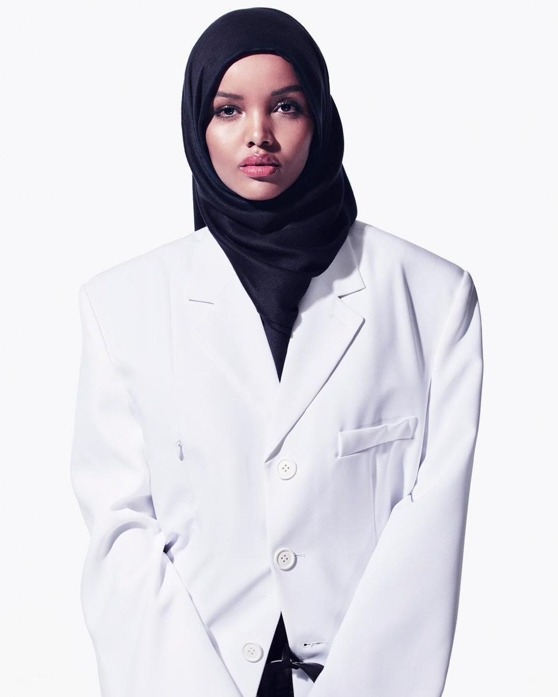 19-летняя Халима Аден в фотосете для CR Fashion Book
