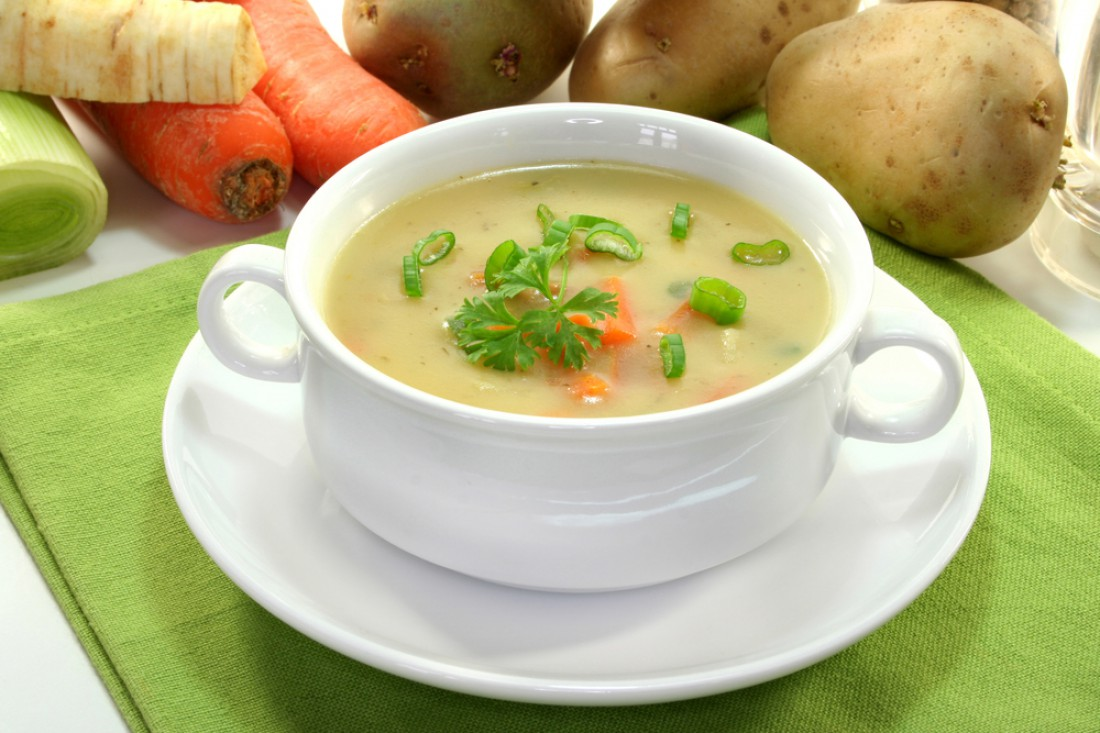 Особенности питания при язве желудка