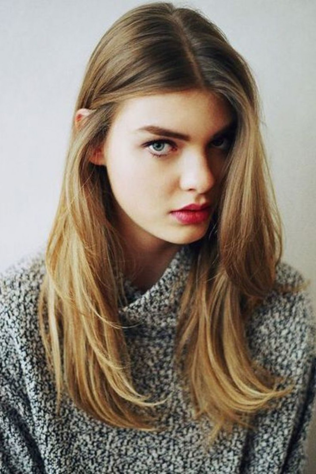 Окрашивания волос, которые делают визуально моложе