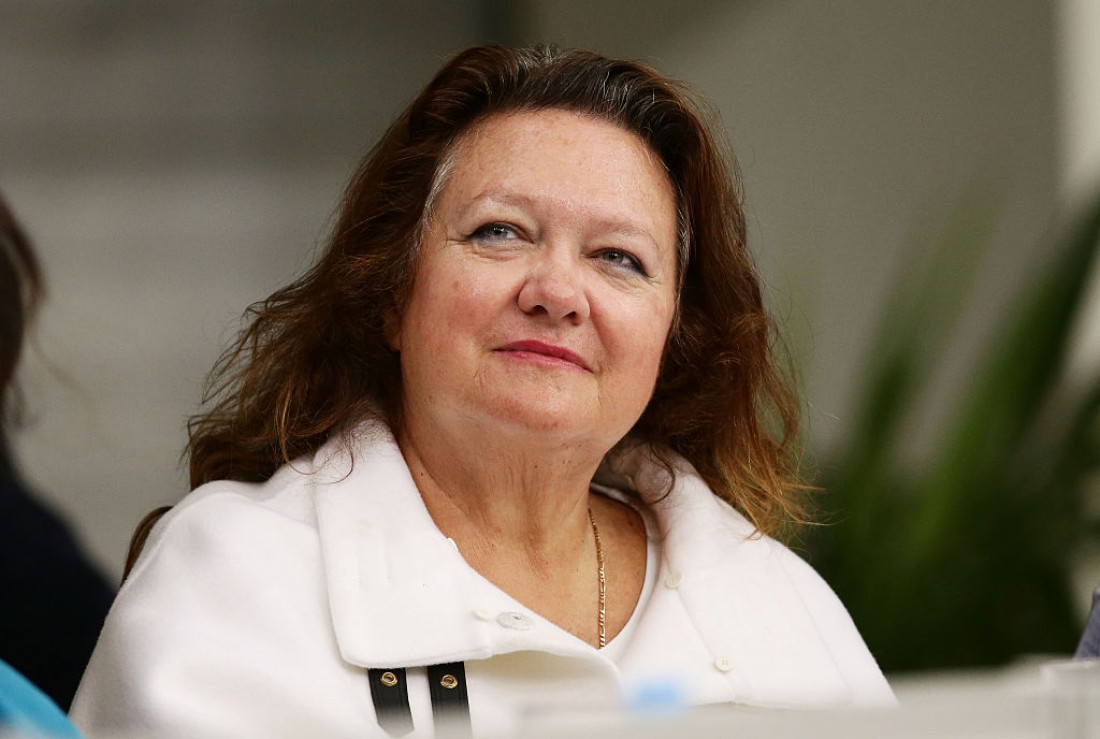 Джина Райнхарт