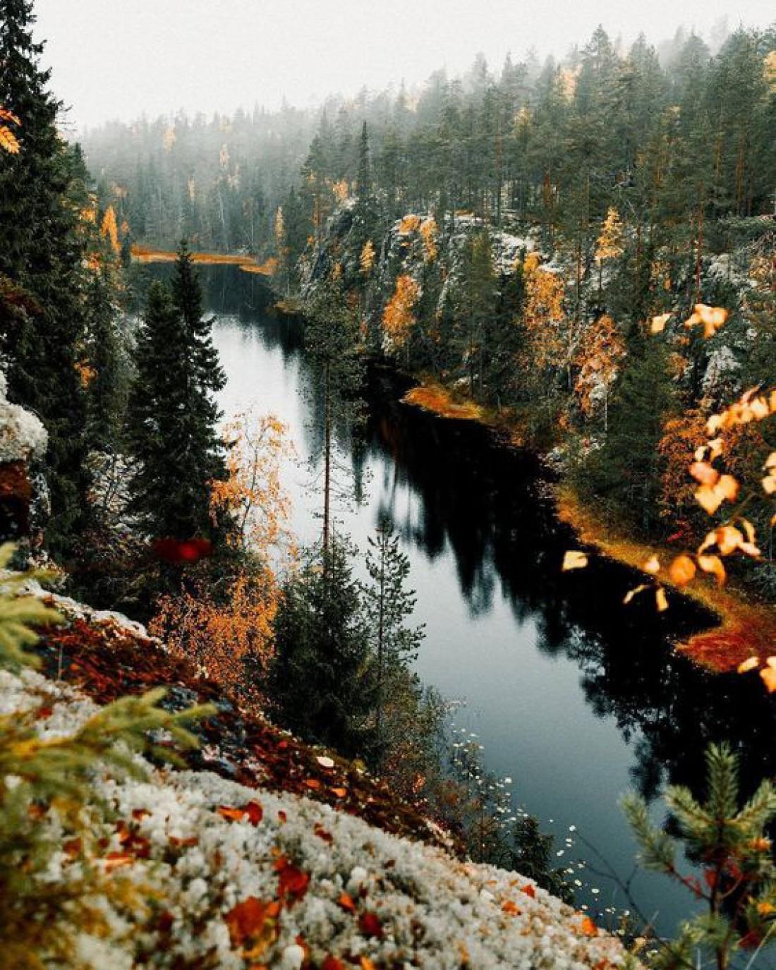 Там, где живет сказка: Самые красивые места Финляндии