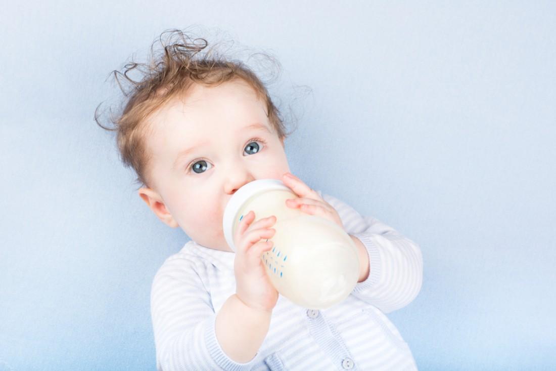 Химикат в составе детских бутылочек повышает риск ожирения