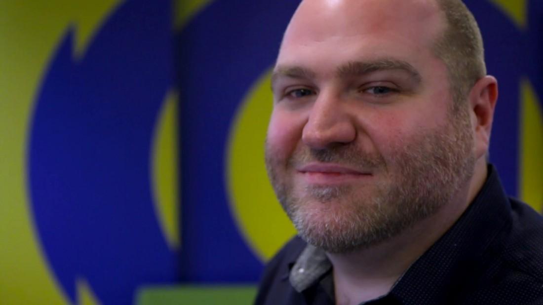 Евровидение 2017: официальный представитель ЕВС Дэвид Гудман