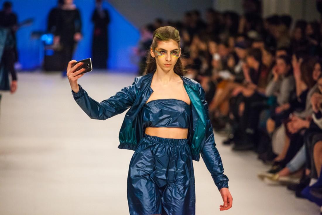 Технологии в мире моды: показ KASS