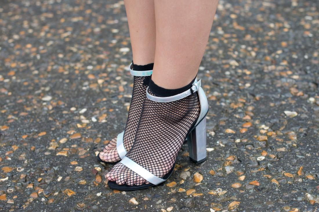 8ade73203d070 Носки+обувь: стильные сочетания - Тренды моды, мода 2017, модные ...