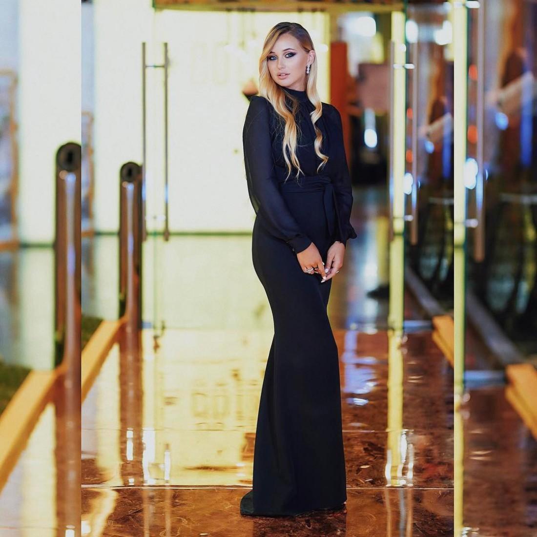 Алла Барановская – жена Николая Тищенко