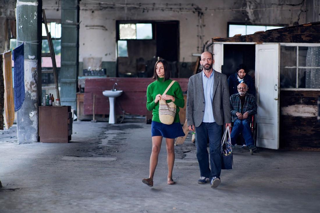 Кадр из фильма Слепые свидания