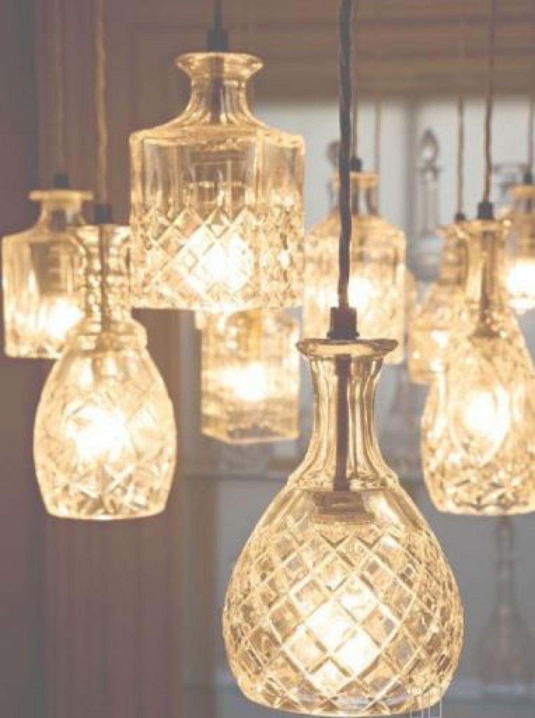 Как сделать новый абажур для старой лампы