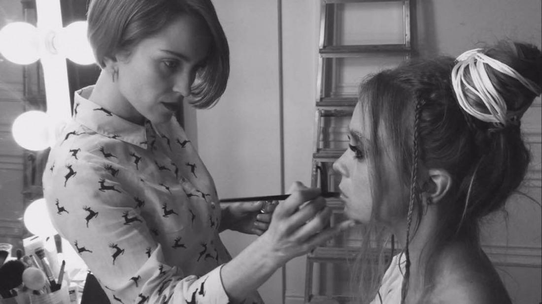 Make-up от Анны Червинской