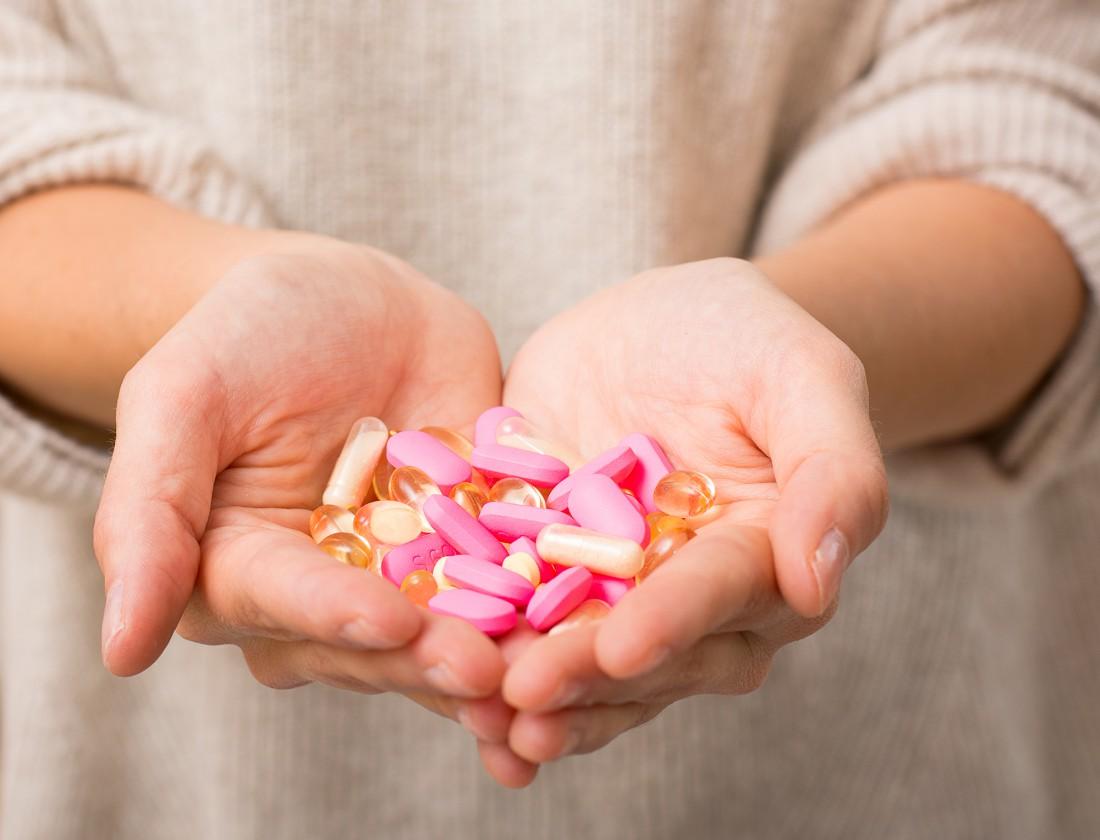 Не принимай таблетки, не посоветовавшись с врачом
