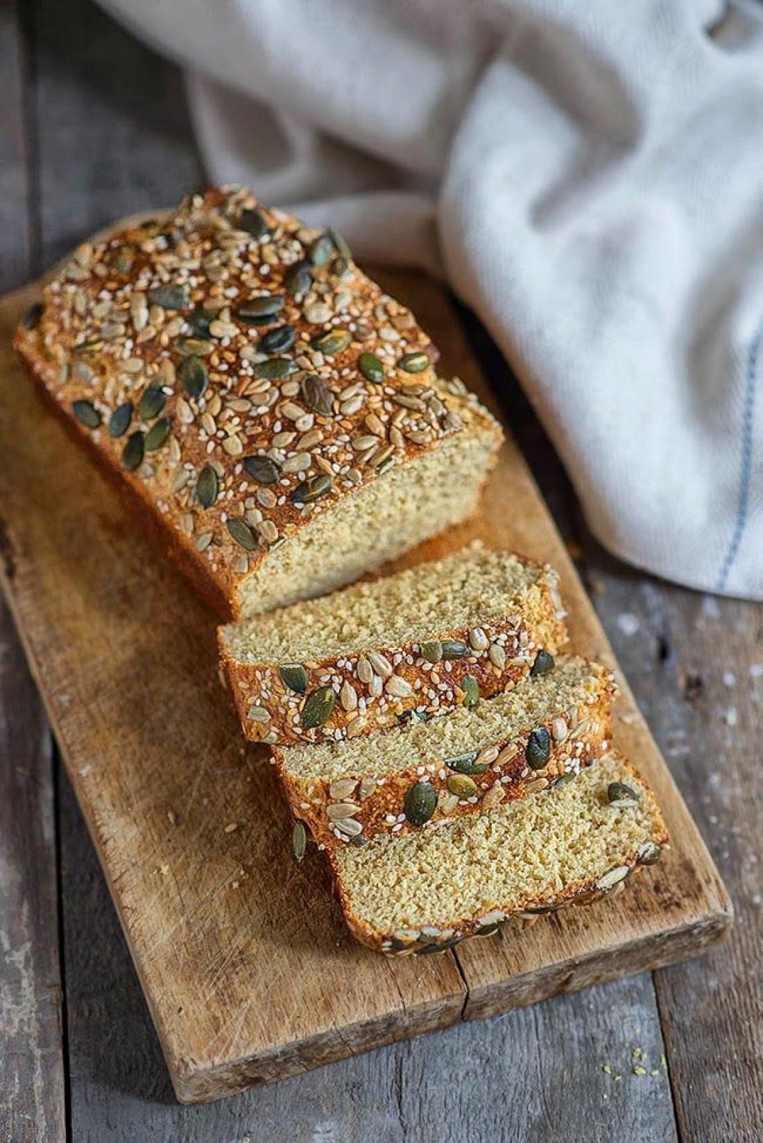 Диетический хлеб по Дюкану