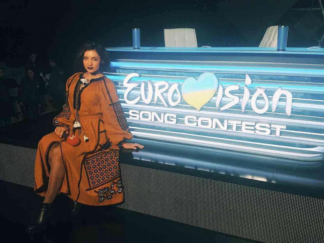 Евровидения 2017 Украина: Ольга Цыбульская