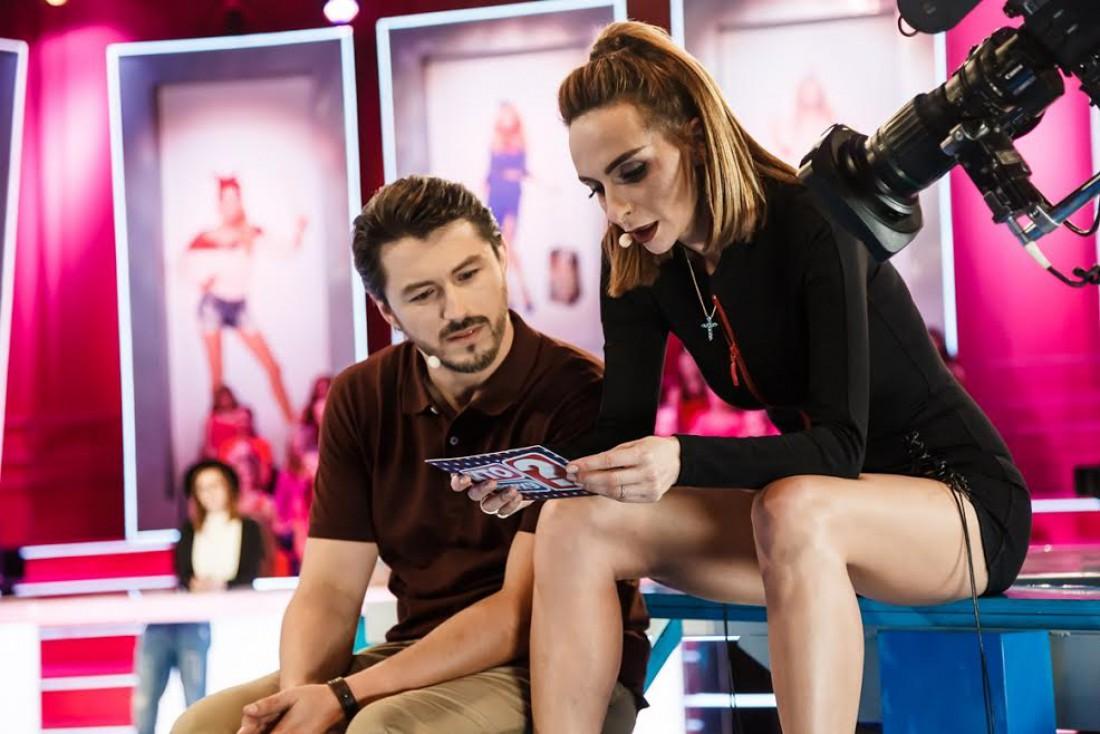 Сергей Притула и Екатерина Варнава