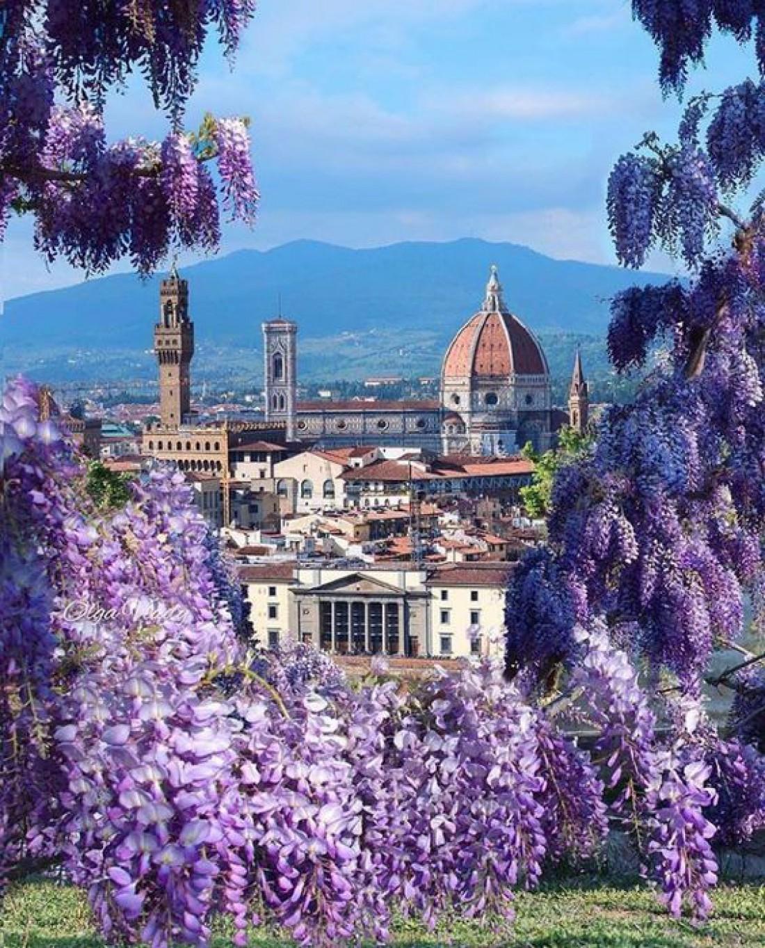 Флоренция - жемчужина Италии