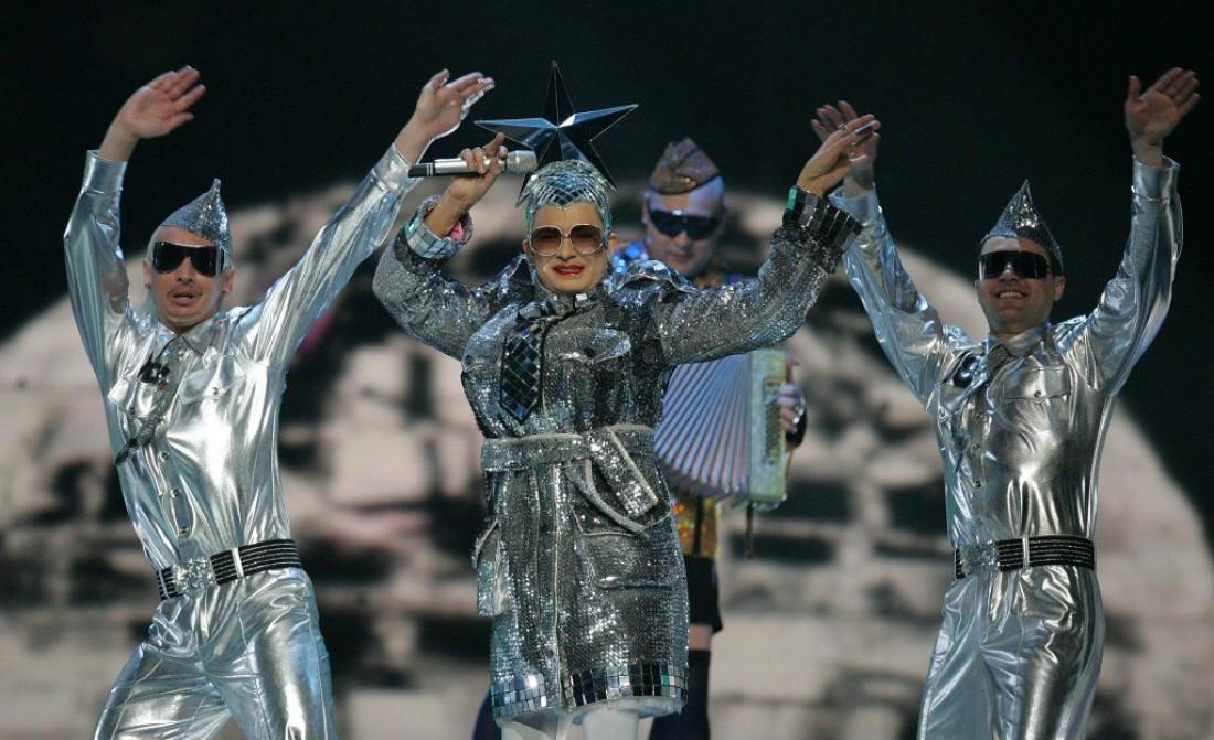 Костюм Сердючки попал в список самых ценных вещей в истории Евровидения