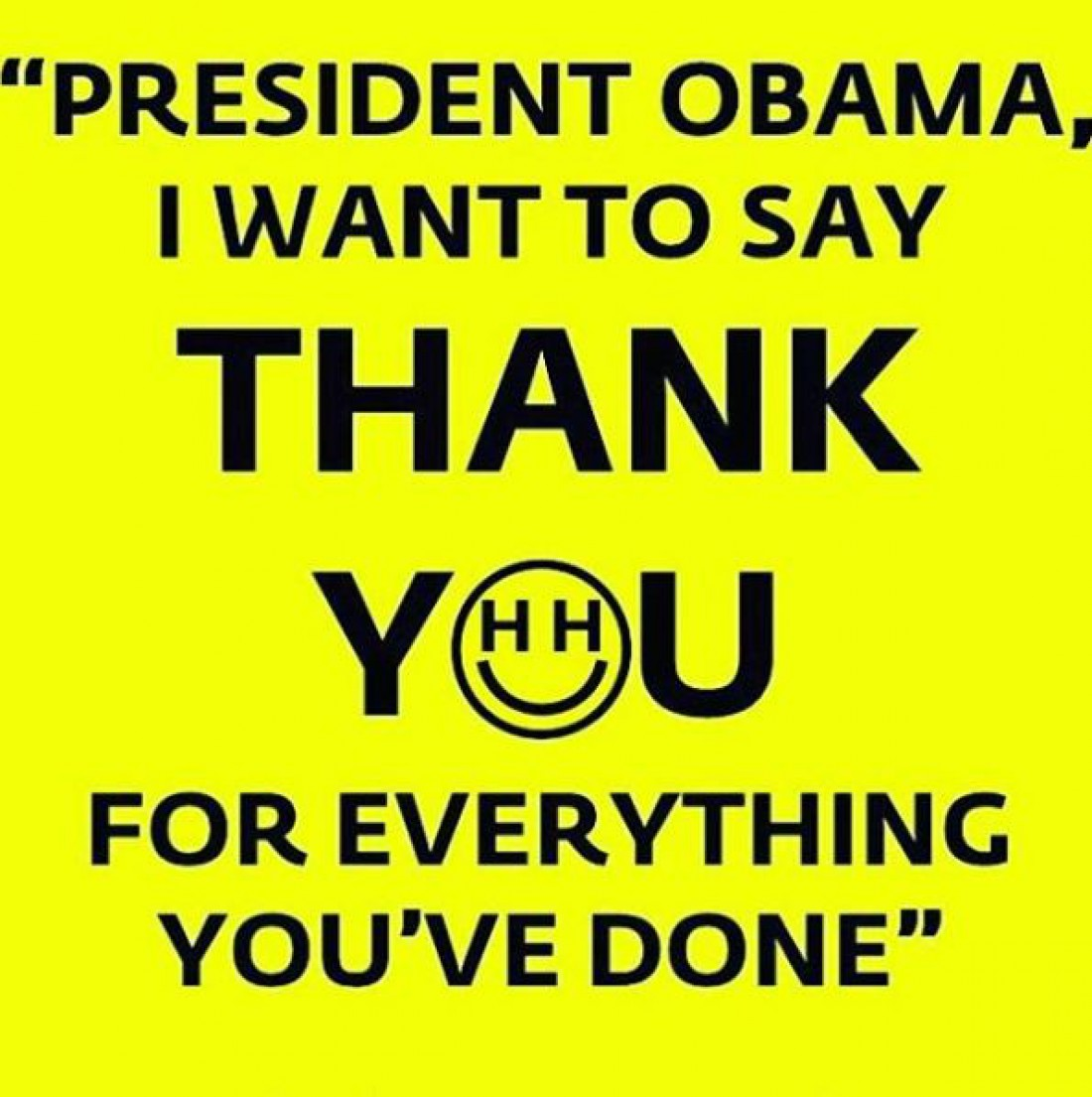 Майли Сайрус поблагодарила Барака Обаму за президентство