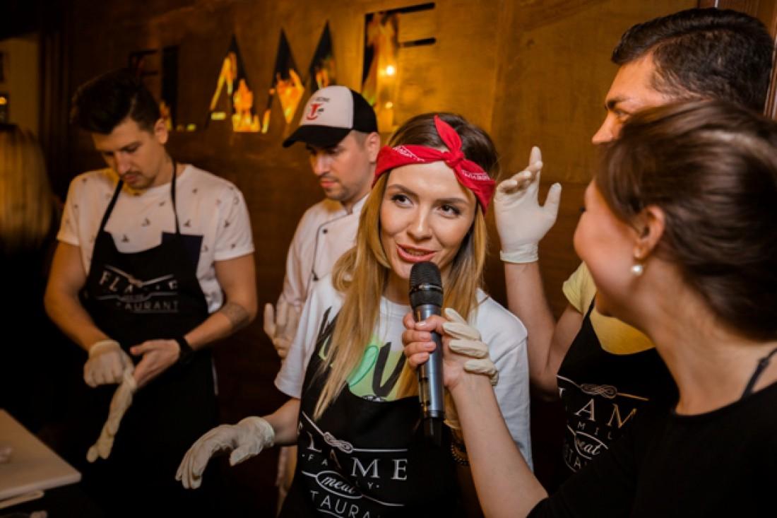 Украинские звезды удивили гастрономическими возможностями