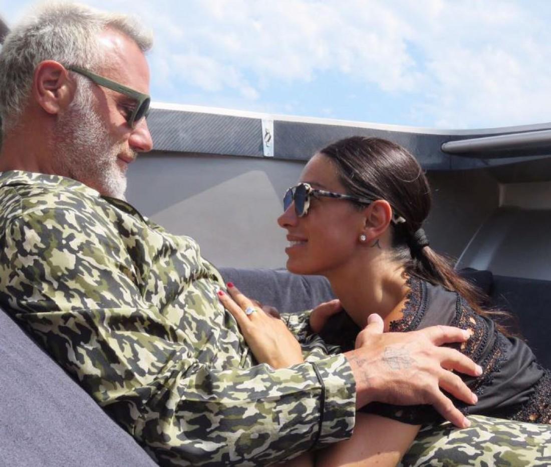Джанлука Вакки и его девушка Джорджия