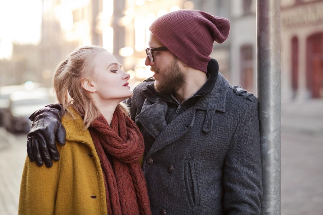 Подарок мужу на День Валентина: шапка
