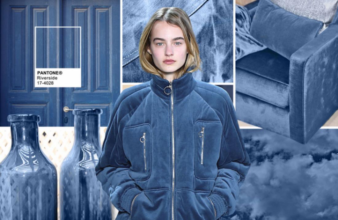 Модные цвета осень-зима 2016