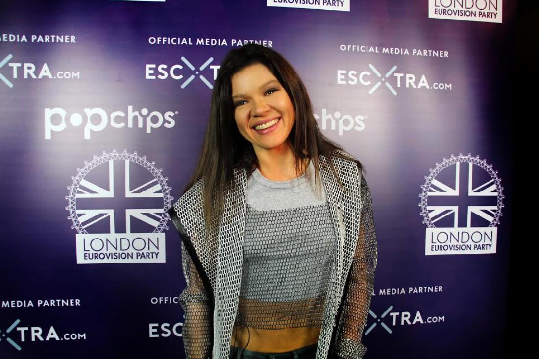 Евровидение 2017: Руслана в Лондоне