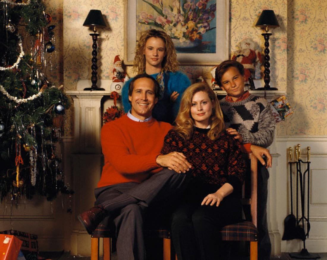 Рождественские каникулы 1989