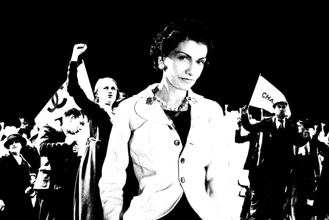 Габриэль Коко Шанель была одним из пионеров fashion-индустрии