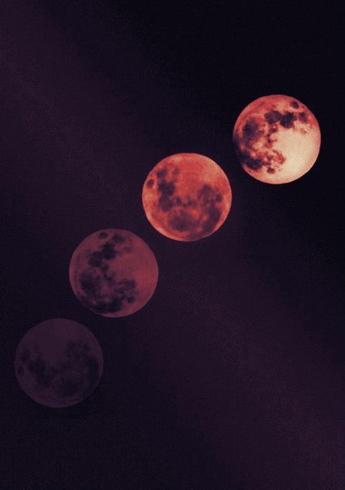 Розовая Луна: дата и значение апрельского суперлуния