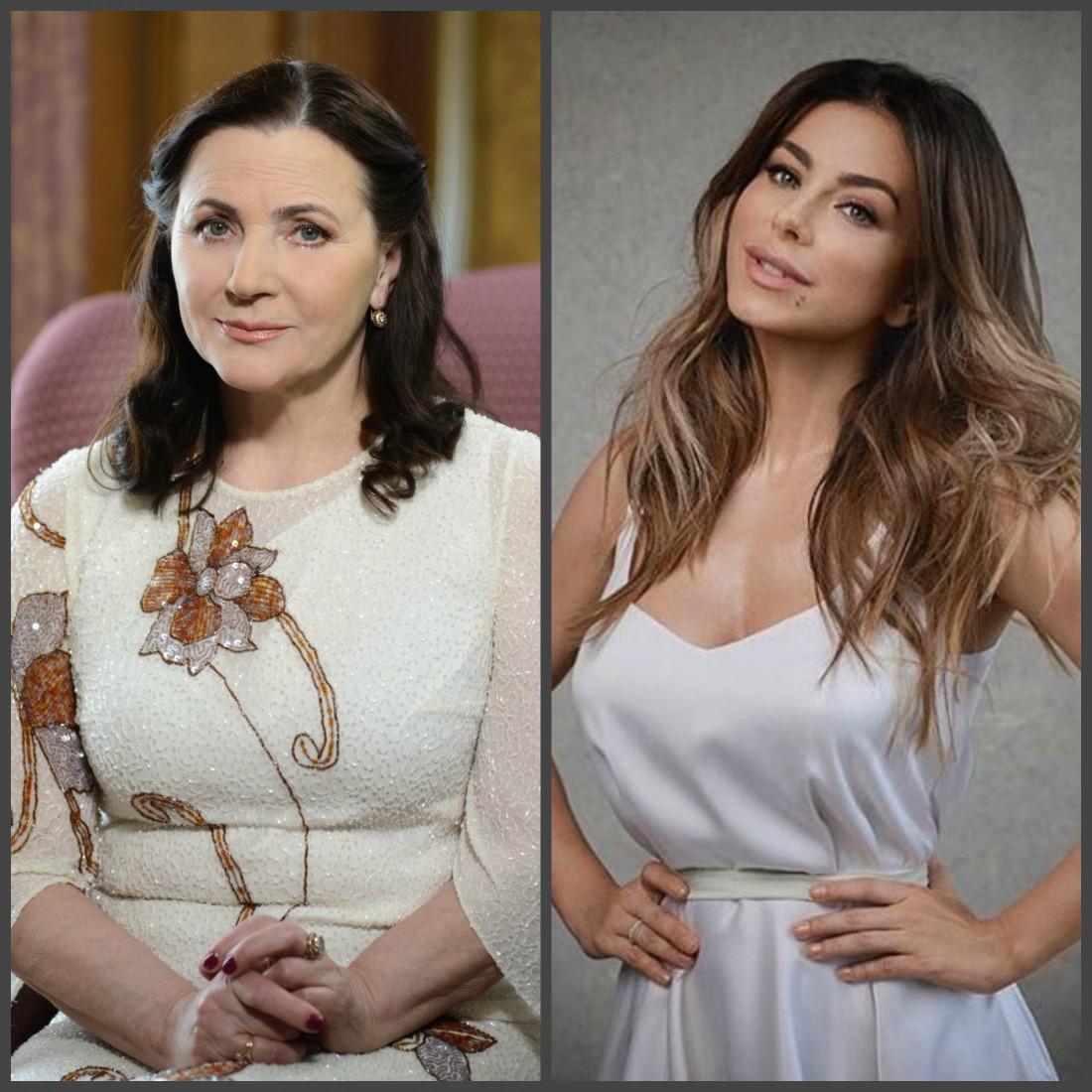 Ани Лорак и Нина Матвиенко