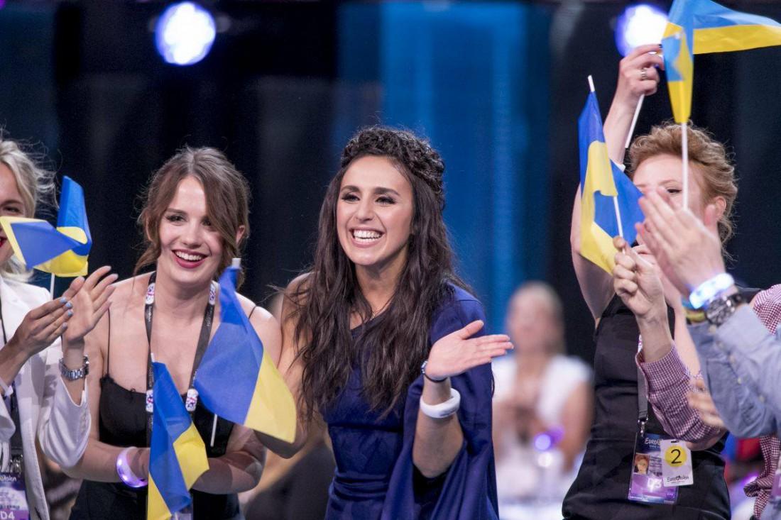 Евровидение 2016 второй полуфинал: Джамала (Украина)