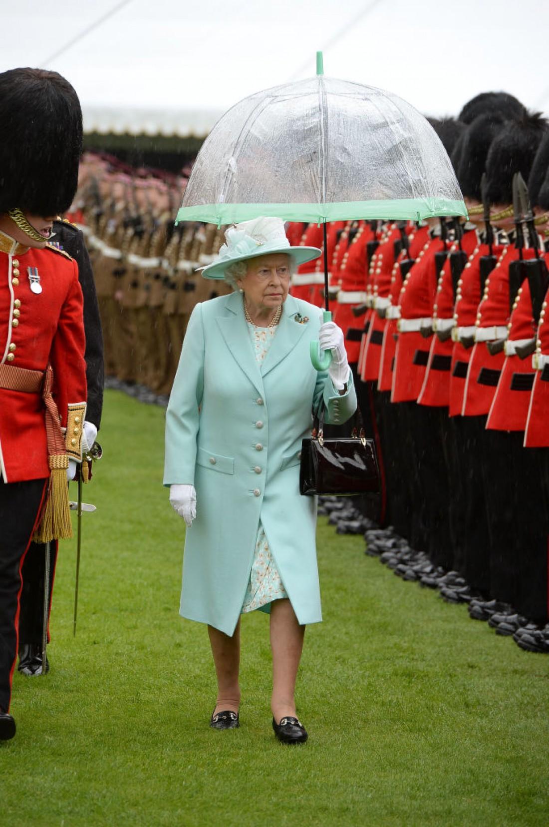 Королева Великобритании Елизавета ІІ
