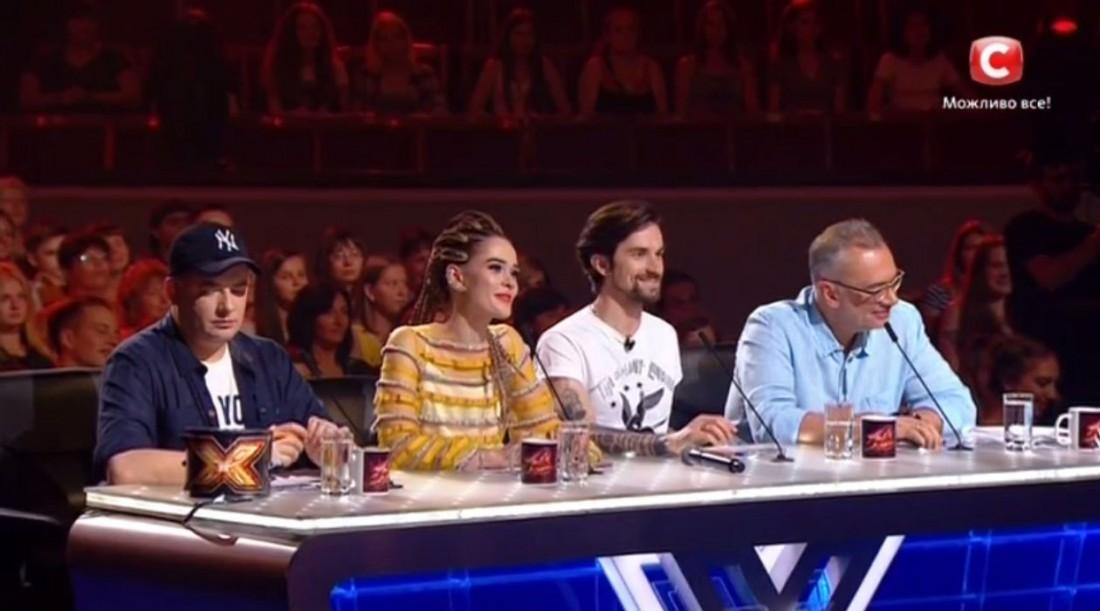 Х-фактор 7 сезон 8 выпуск: судьи должны были выбрать лучших певцов