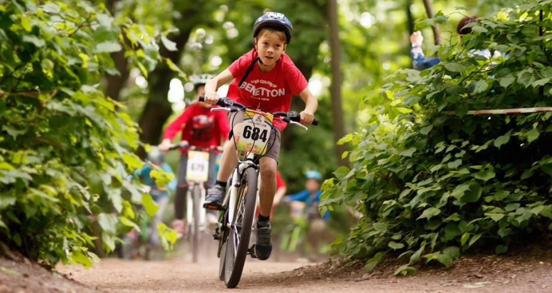 Двадцать первые детские велогонки Ми – чемпіони