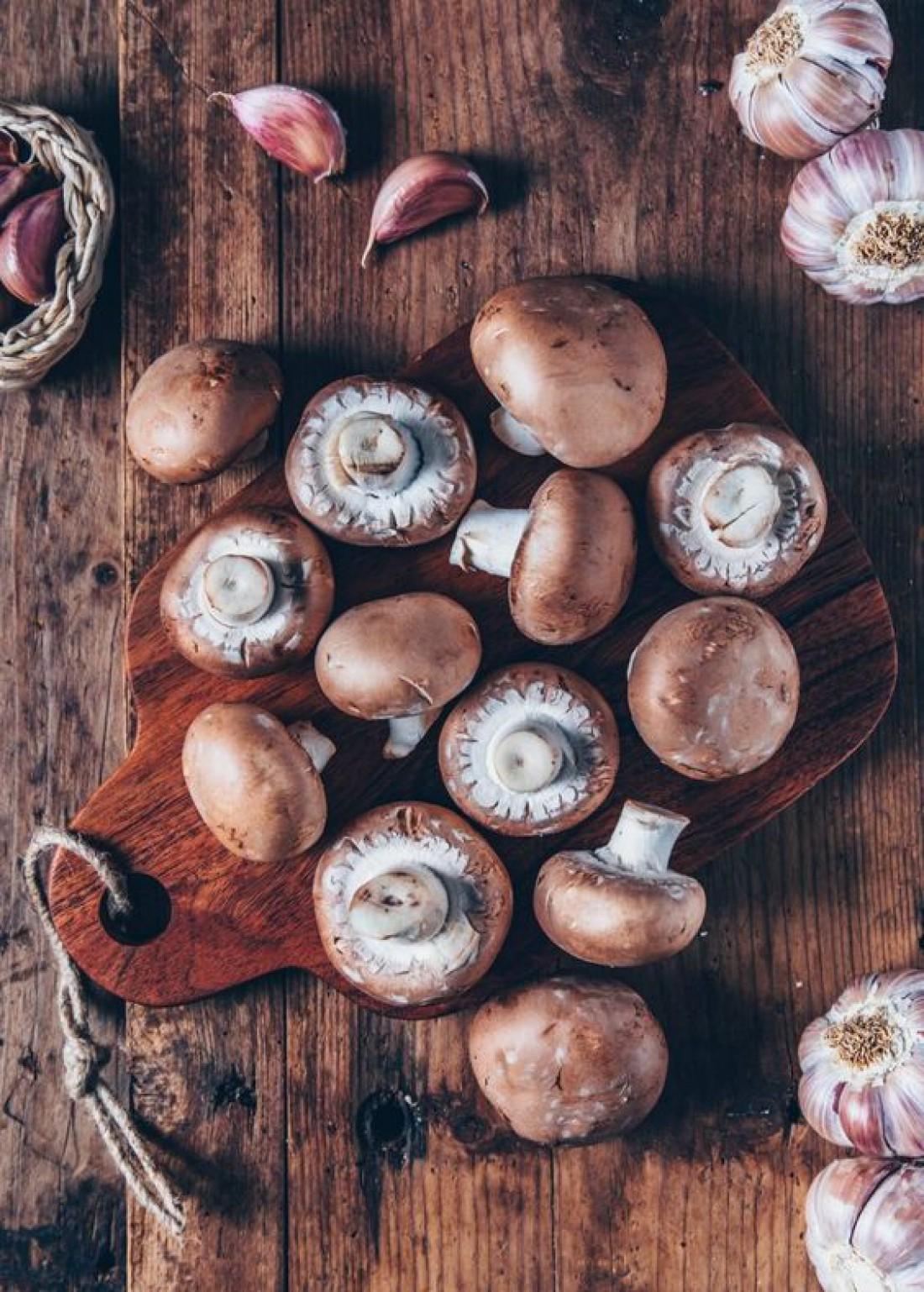 Ароматные шампиньоны: Полезные секреты домашней заморозки