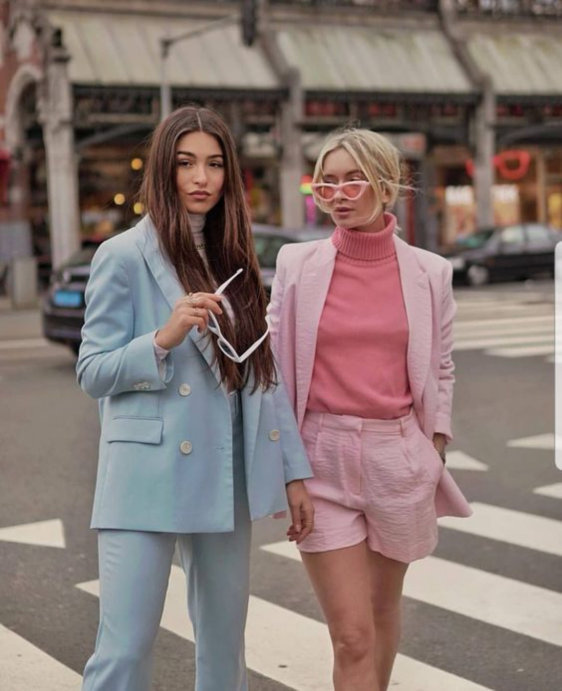 Стильные костюмы на лето 2019: Лучшие сочетания