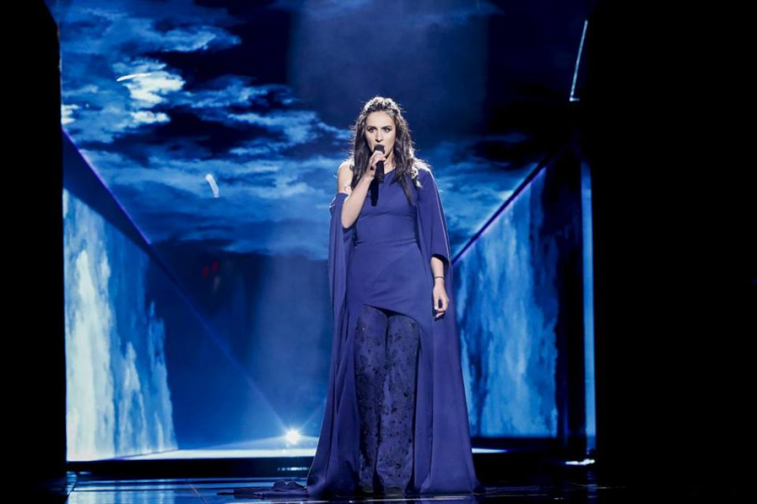 Джамала: фото с репетиции Евровидения 2016