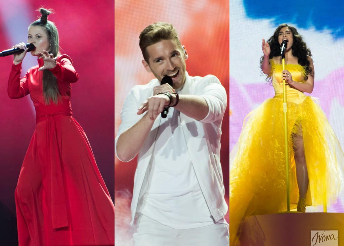 Евровидение 2017 второй полуфинал: участники