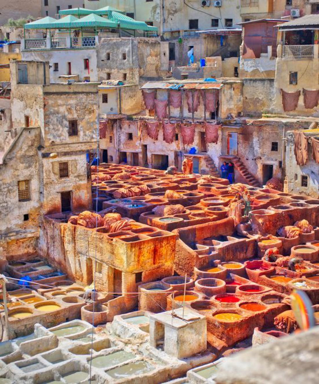 Приключение со вкусом пряностей: Туристические места Марокко