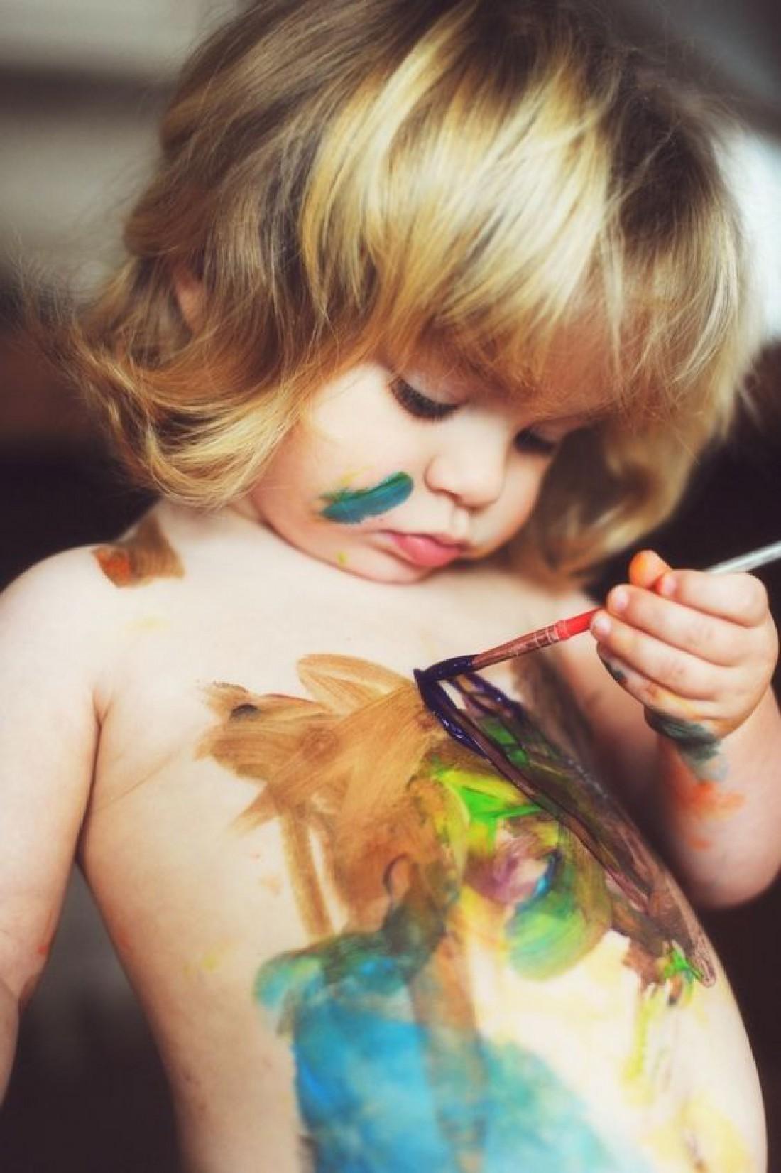Как заинтересовать ребенка искусством?